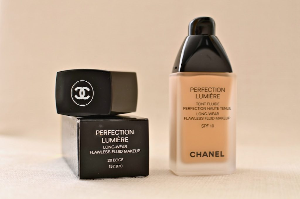 Beauty Wish List | Chanel Perfection Lumière Foundation